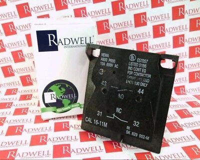 NEW NO BOX ASEA BROWN BOVERI 165.113.16 16511316