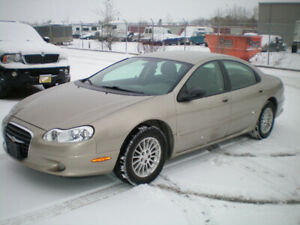 MUST BE SEEN LOW KS 2002 CHRYSLER CONCORD