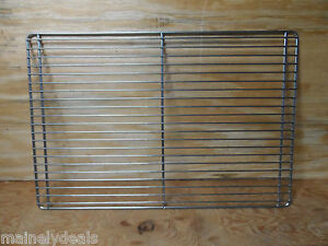 "17"" X 25"" COMMERCIAL OVEN RACK FULL SIZE USED"