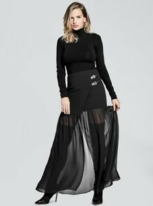 🐾🐾Nwt Guess By Marciano Jade Sheer Skirt Size S🐾🐾 by Marciano