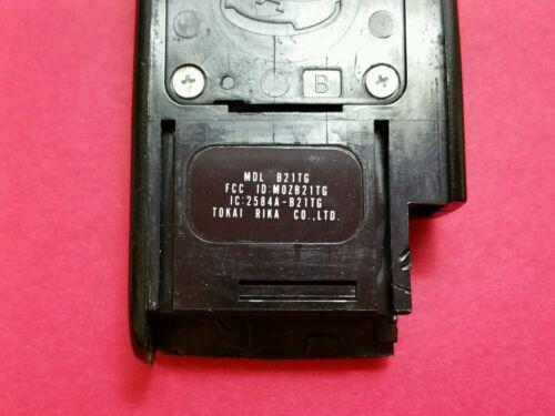 TOYOTA PRIUS Key without Smart Entry Black Logo MOZB21TG