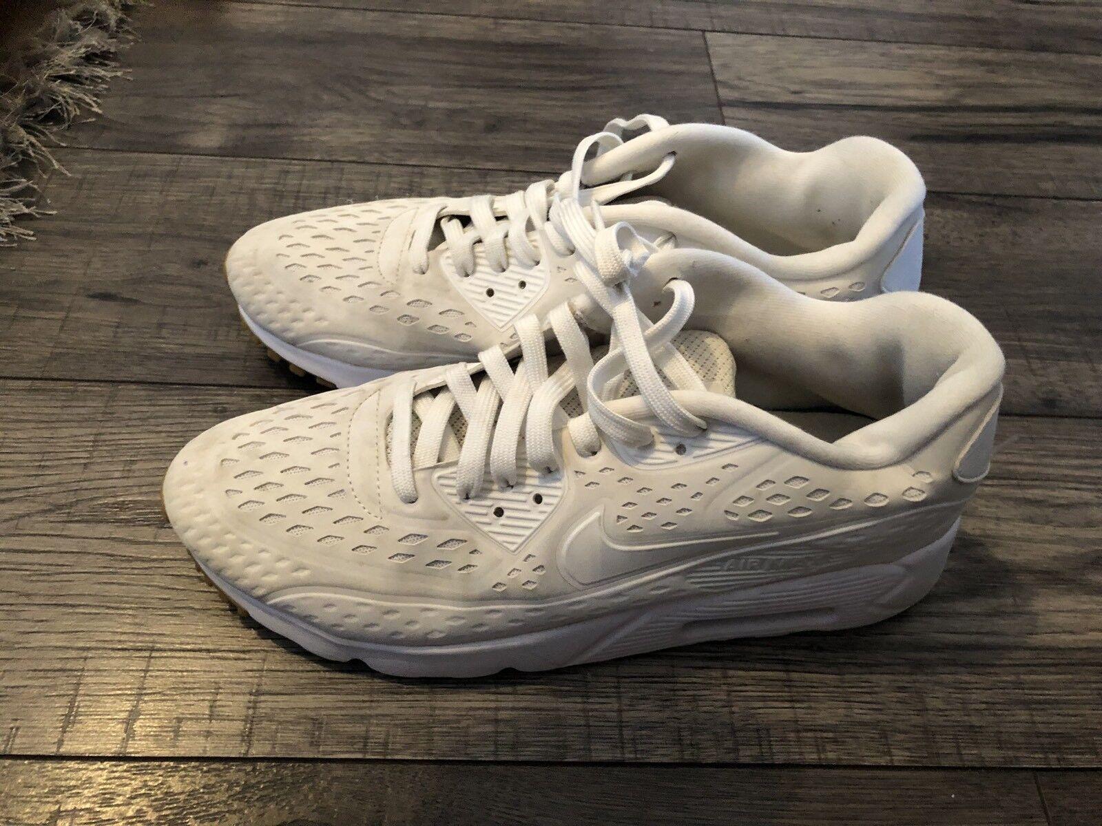 Nike Air Max 90 Triple White Comfortable