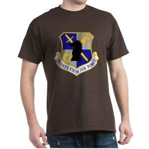 CafePress-USAF-Twenty-Fifth-Air-Force-Dark-T-Shirt-Cotton-T-Shirt-106123181