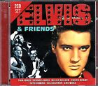 ELVIS PRESLEY - ELVIS & FRIENDS - on 2 CD's - NEW -