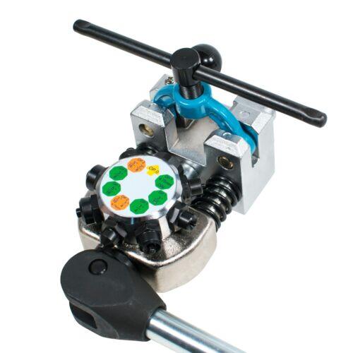 and Double Flares Single Bubble Pro Brake Line Flaring Tool- 45 degree Set
