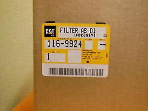 CATERPILLAR 116-9924 Engine Oil Filter - Italia - CATERPILLAR 116-9924 Engine Oil Filter - Italia