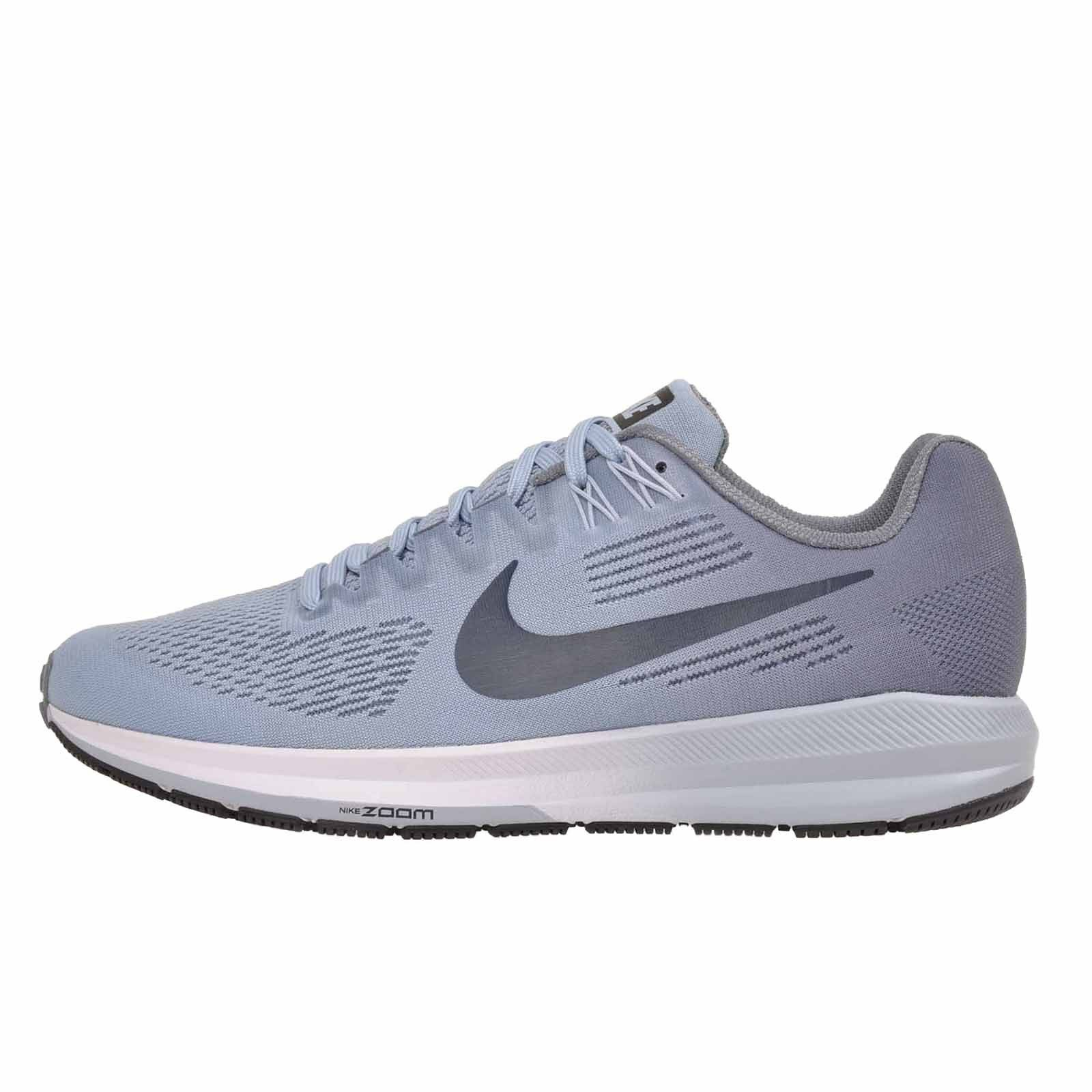 Nike W Air Zoom Structure Structure Structure 21 Womens Running shoes Armory bluee 904701-400 bd0c37