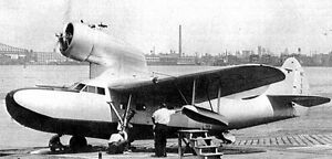 Fairchild 91 Flying Boat USA A...