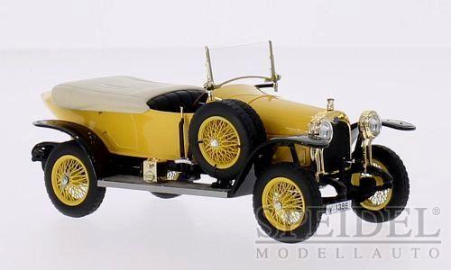 Maravilloso Neo-MODELCoche AUDI 14 35 PS Typ C  Alpensieger  RHD 1914 escala 1 43