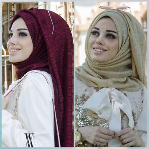 Women-Premium-Viscose-Maxi-Crinkle-Cloud-Hijab-Scarf-Shawl-Soft-Islam-Muslim-New