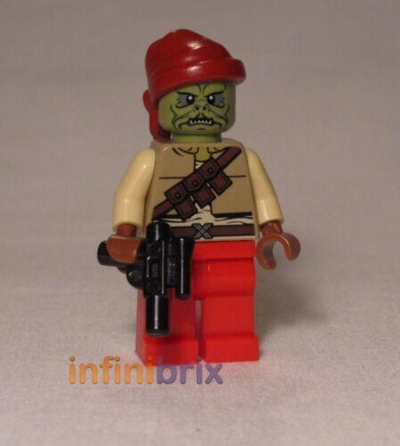 Lego Kithaba from set 9496 Desert Skiff Star wars figurine Brand New sw397