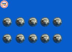 "OEM Specification Steel Pinball Six 1-1//16/"" Mirror Finish Steel Pinballs"