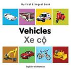 My First Bilingual Book - Vehicles - English-polish by Milet (Board book, 2014)