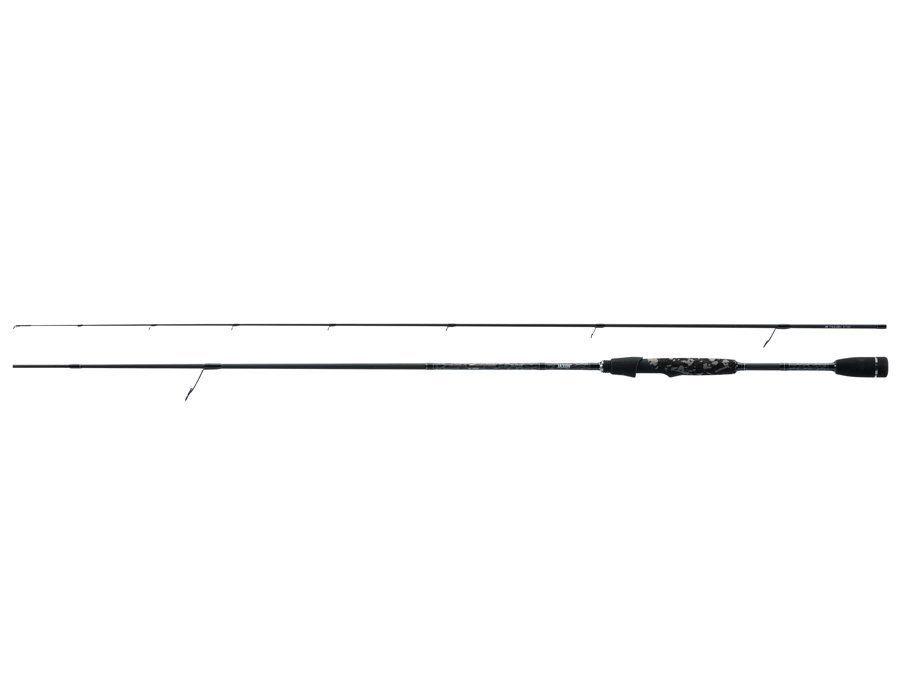 Jaxon Grey Stream Ultralight 1,98m-2,5m 2-12g 2-section Cañas de spinning NUEVO
