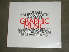 Roman Haubenstock-Ramati Graphic Music sealed Blum/Hausmann/Willams