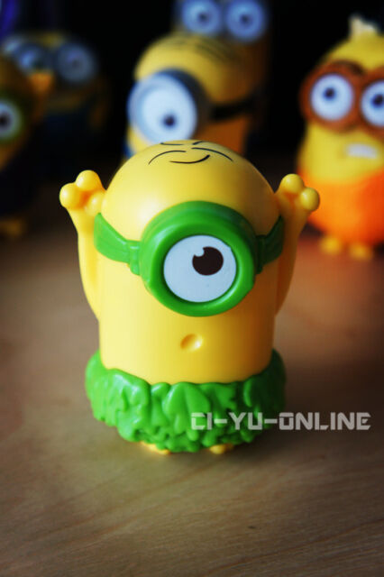 McDonalds 2015 Minions #7 Minion Pirate