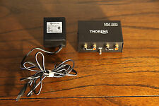 Thorens MM 001 Record Player Turntable Phono Stage Preamp Pre Amplifier Pre Amp