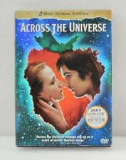 Across The Universe Deluxe Edition DVD Movie Original Release