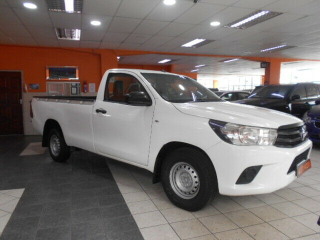 2016 Toyota Hilux 2.4 GD for sale!
