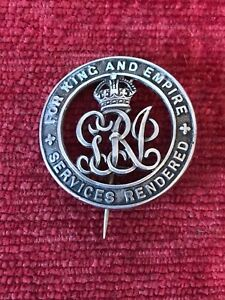 WW1-Silver-War-Badge-B-288243-Jas-Carlin-of-the-11th-Bn-Scots-Rifles-Wounds