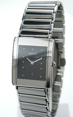 RADO DiaStar Armbanduhr Ref. 160.0484.3 Glas defekt, siehe Fotos! | eBay