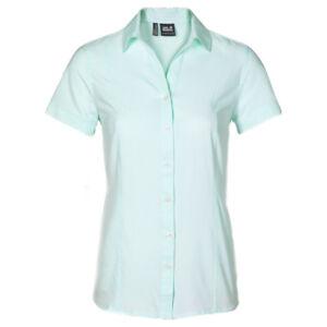 Details zu Jack Wolfskin Kepler Shirt Damen Bluse fresh breeze *UVP 54,99