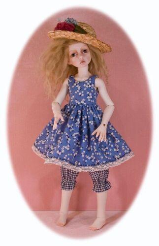 jacket /& dress pattern for Kaye Wiggs/' /& other MSD BJD dolls #48 Truffles; Coat