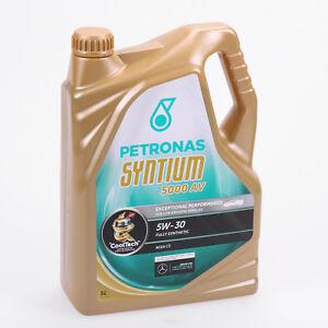5L-Petronas-Syntium-5000-AV-5W-30-Mercedes-AMG-VW-Porsche-BMW-18135019