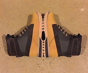 DC Uncas Men s Size 6 US Wheat Dark Chocolate BMX Skate Hiking Trail ... 7a3f31fddc8