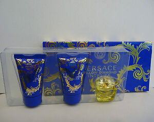 VERSACE-Yellow-Diamond-INTENSE-Eau-de-Parfum-Perfume-Gift-Box-Set-Brand-NEW