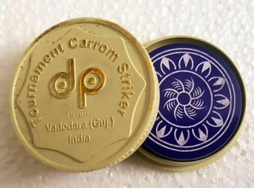 1 x Tournament Carrom Carom Board Coins Plastic Striker Flicker BUY 2 GET 1 FREE
