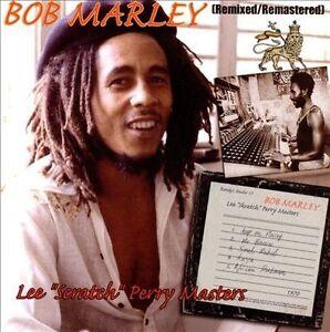 Lee-034-Scratch-034-Perry-Masters-by-Bob-Marley-CD-Reggae-Ska-Dub-Kaya-Mr-Brown