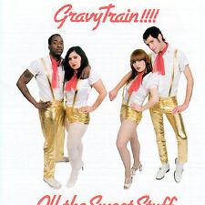 GRAVY TRAIN - All the Sweet Stuff (Riot Grrl) CD