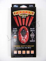 Photon® Ii Micro-light Led Keychain Red Flashlight By Lri Dog Tag Map Light