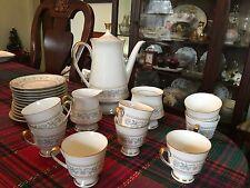 24 Pc Johann Seltmann Vohenstraup Demitasse Set Pot Sugar Creamer Cups Saucers