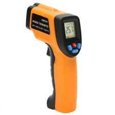New Listinglaser Infrared Thermometer Pyrometer Temperature Meter 50 To 550 C Hot