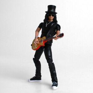 Guns N' Roses BST AXN Action Figur Slash 13 cm