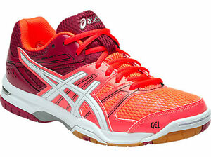 Asics-Women-039-s-Gel-Rocket-7-Court-Shoe-Size-US-11-Euro-43-5-27-5-CM