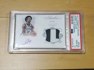 2017 Flawless Jarrett Allen RC Auto PSA 10 (POP 1) Rookie Autograph True RPA