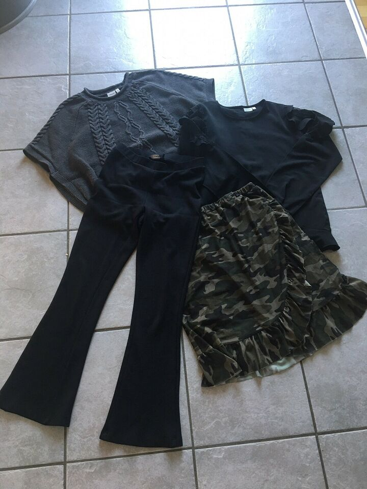 Blandet tøj, Tøjpakke, Name It