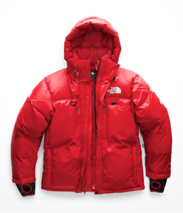 81dcab559 Details about The North Face Men's Summit Series Down Himalayan Parka  Jacket Large in TNF Red