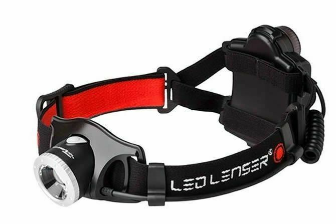 Headlamp H7 2 Lenser LED NEW 187efqrdt5732-Headlamps