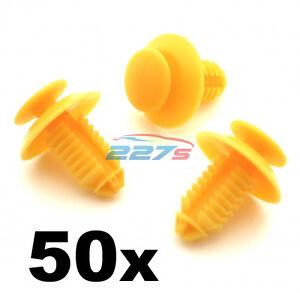 50x-door-card-sill-amp-trittblech-trim-cover-clips-fuer-rover-200-25-45-75-mg-zt-zs
