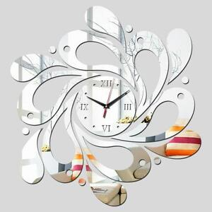 Mirror-Wall-Clock-Diy-3d-Sticker-Home-Modern-Large-Decor-Surface-Office-Arts-New
