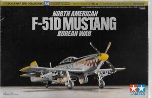 Tamiya North American F-51D Mustang in 1/72 60754  ST