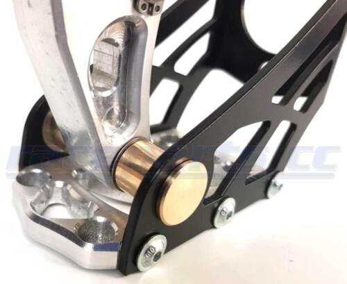 Wilwood-Bremszylinder 40 cm stehend inkl hydraulische Handbremse