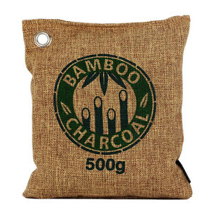 Reusable-Bamboo-Charcoal-Bag-Odor-Deodorizer-Air-Purifying-Freshener-500g-Home