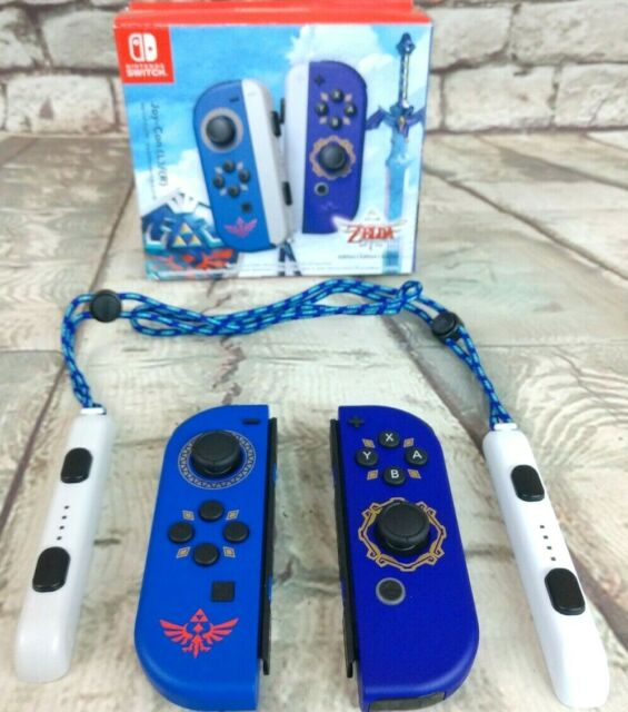 Nintendo Switch Joy-Con L/R The Legend of Zelda: Skyward Sword HD Edition Joycon