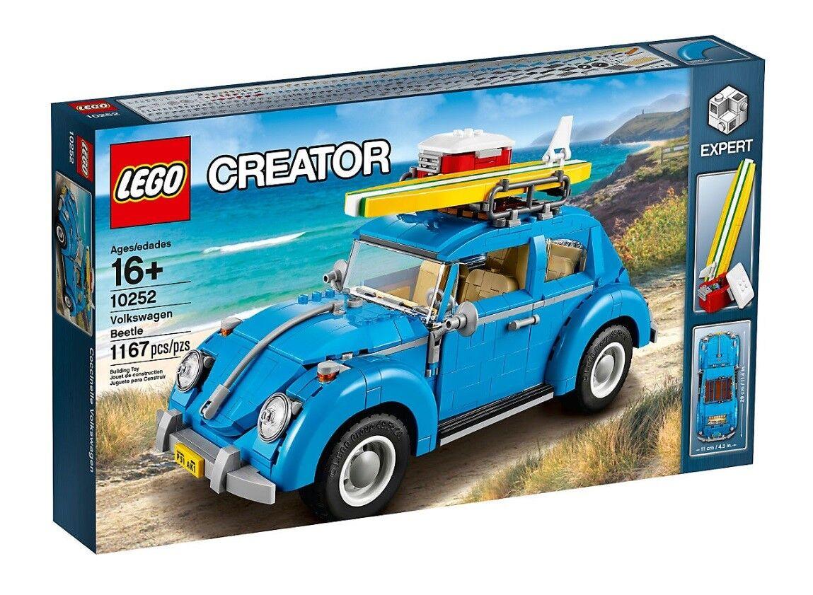 LEGO Creator 10252 Maggiolino Volkswagen NUOVO SIGILLATO