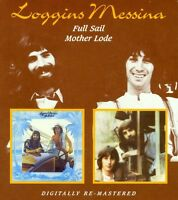 Loggins & Messina - Full Sail / Mother Lode [new Cd] Uk - Import on sale
